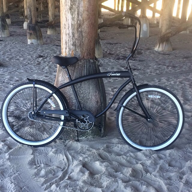 Freedom Mens Fleetwood  Beach Cruiser