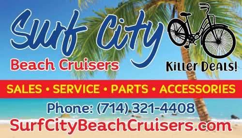 surf city beach cruisers bikes bicycles parts accessories
