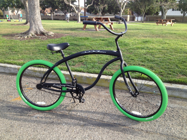 "Men's 26"" Bruiser Beach Cruiser"