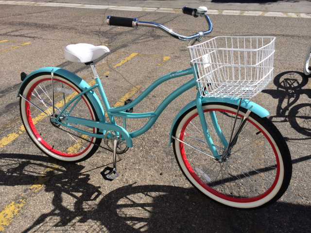 Freedom Ladies Beach Cruiser