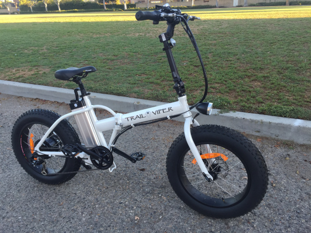 ssr trail viper electric bike