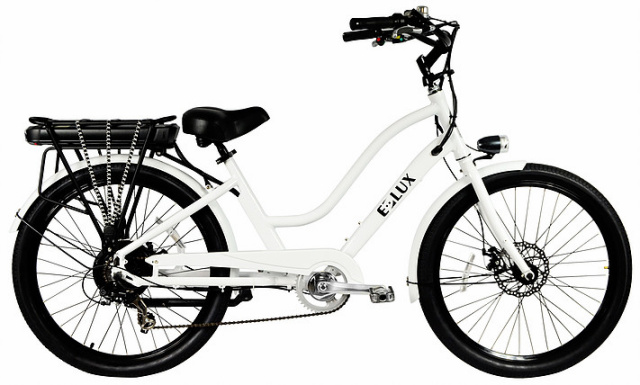 elux newport electric bike