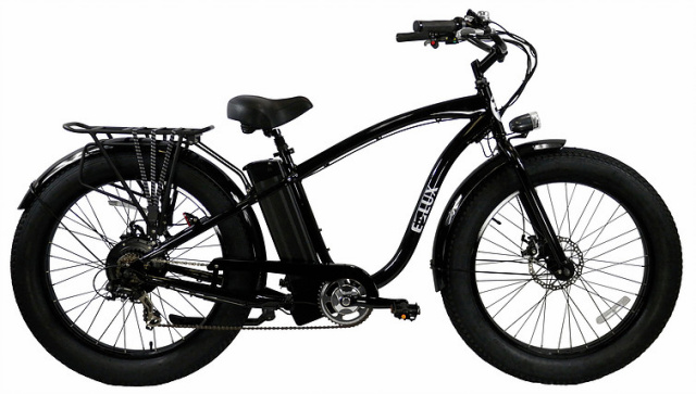 elux tahoe electric bikes
