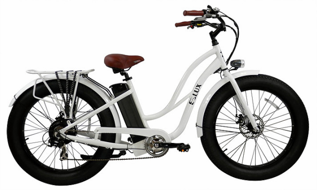 elux tahoe electric bike