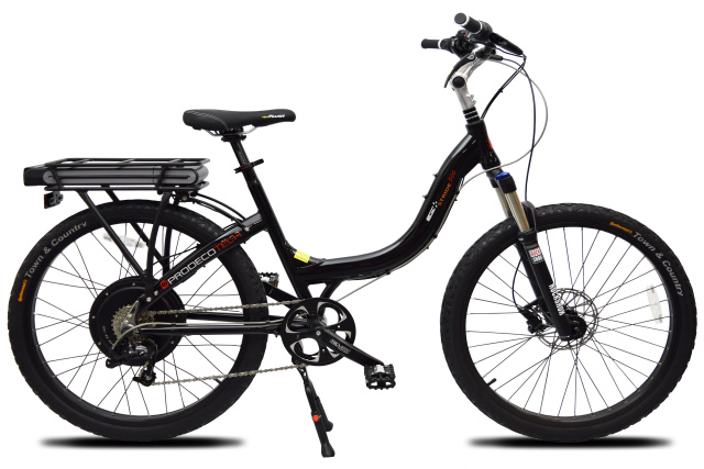 electric bike prodecctech strider