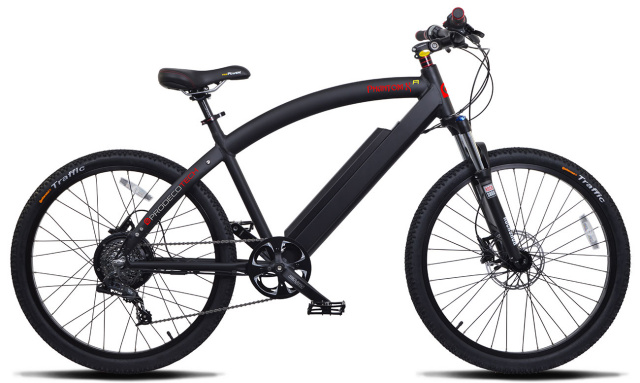 electric bike prodecctech
