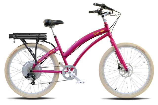 electric bike prodecctech islander