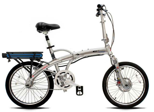 electric bike prodecctech mariner